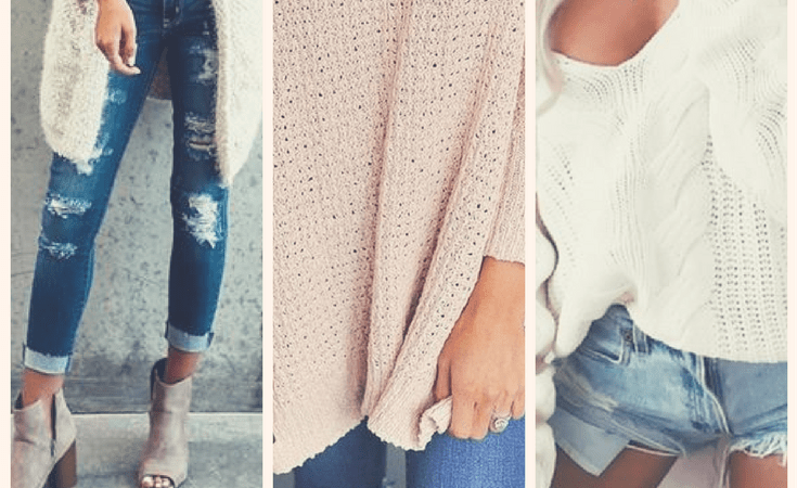 Must Have Sweaters for  Fall & Winter