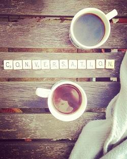 ALT=photo of a shared coffee