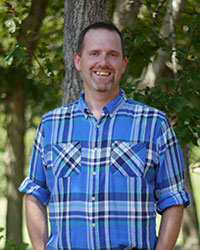 Mark Shrauger Bio Pic