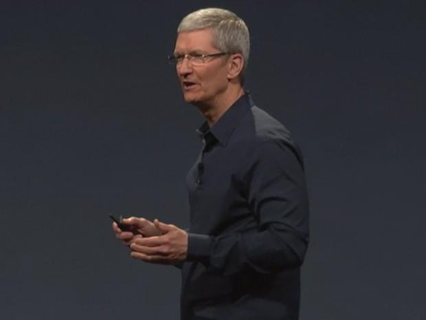 Tim Cook, presidente-executivo da Apple (Foto: Divulgação/Apple)