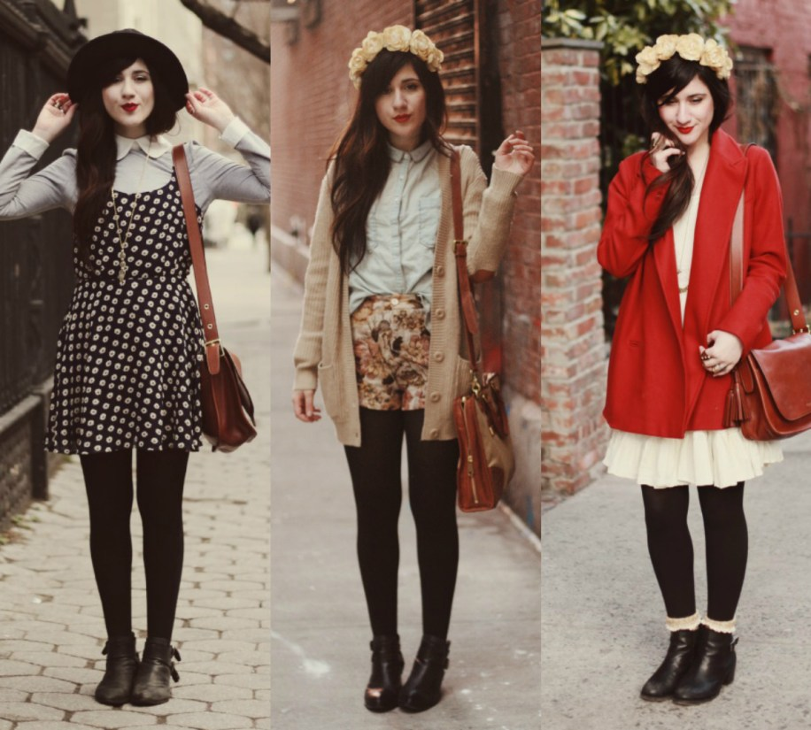 look-vintage-fofo-inverno-fashion-clues