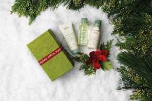 Aveda: a #Natale regala un set con le meraviglie della natura!