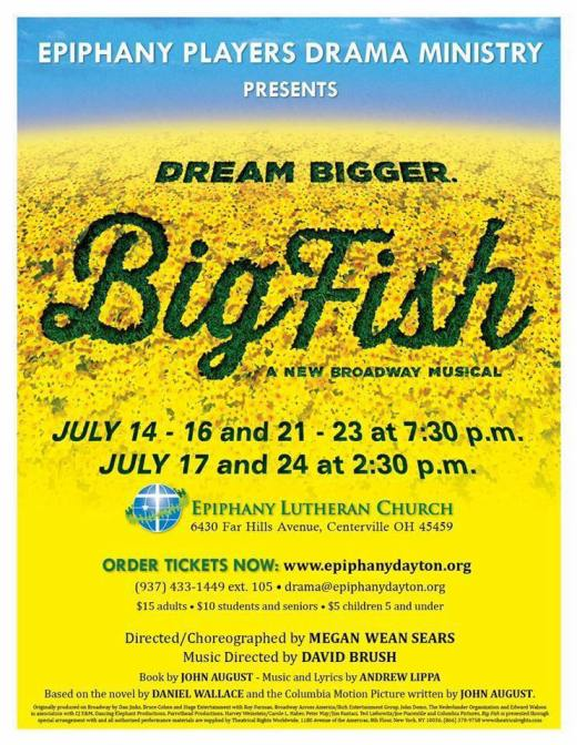 epiphany lutheran church drama ministry