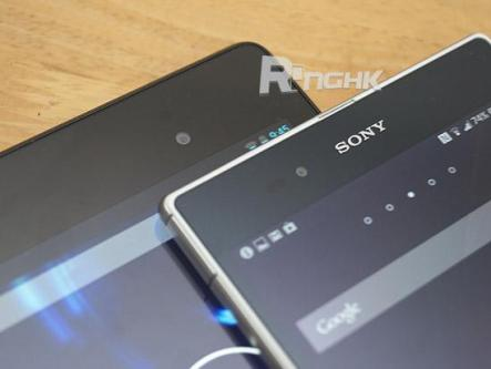 Sony Xperia Z Ultra vs Nexus 7_01