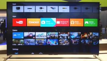 sony tv android. sony 4k tv with android ui preview (video) tv