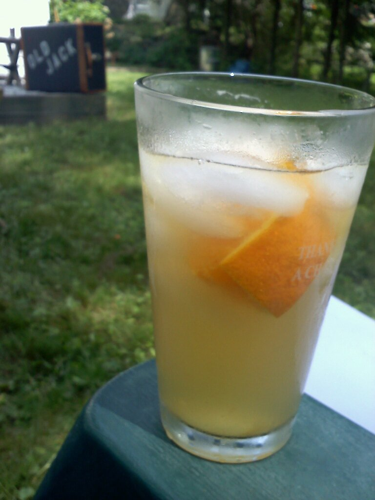 summertime cocktail The Soozle