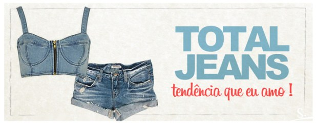 ♥ Looks total Jeans ♥