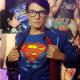Y en la nota idiota del día..... el joven que quería ser Superman