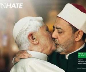 beso papa vaticano