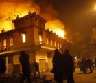 Galeria: Atenas en llamas