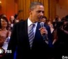 Obama y su palomazo con los grandes del blues