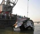 Se hunde ferry en Papúa Nueva Guinea