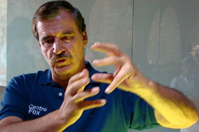 Vicente Fox Milagro PAN