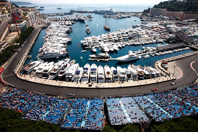Image: Monaco F1 Grand Prix - Practice