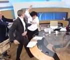 Ilias Kasidiaris debate