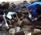 Descubren 100 nuevos guerreros de terracota en Xian