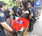 Elmo Malo arrestado en Central Park