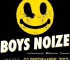 Boys Noize en México