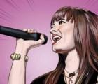 Demi Lovato, heroína de su propio comic
