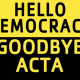Europa rechaza ACTA