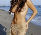 ¡En bici al trabajo con Kelly Brook!