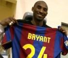 Y con ustedes...los nuevos tenis del Barcelona creados por Kobe Bryant