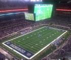 Mujer demanda a los Dallas Cowboys por quemaduras en el trasero
