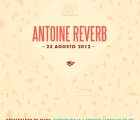 ¡Antoine Reverb nos comparte un playlist exclusivo!