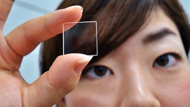 Cristal de Hitachi