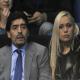 Maradona va por su tercer chamaco