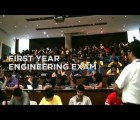 """The worst test"": Flashmob de ingenieros"