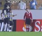 balonazo al arbitro