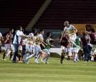 Se armó la campal en el Estudiantes vs Dorados