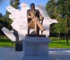 Heydar Aliyev: el dictador de Azerbaiyán que tiene una estatua en Chapultepec