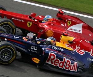 Alonso vs Vettel BGP