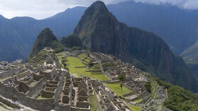 Machu Picchu en HD
