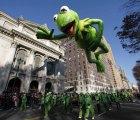 GALERIA: Así fue el Desfile de Acción de Gracias en Nueva York