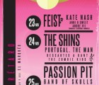 ¡Sopitas.com te invita a Querétaro a ver a Passion Pit, Kate Nash, Portugal. The Man y muchos más!