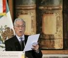 Mario Vargas Llosa recibió el Premio Carlos Fuentes