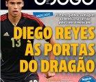 Diego Reyes ficha por el Porto