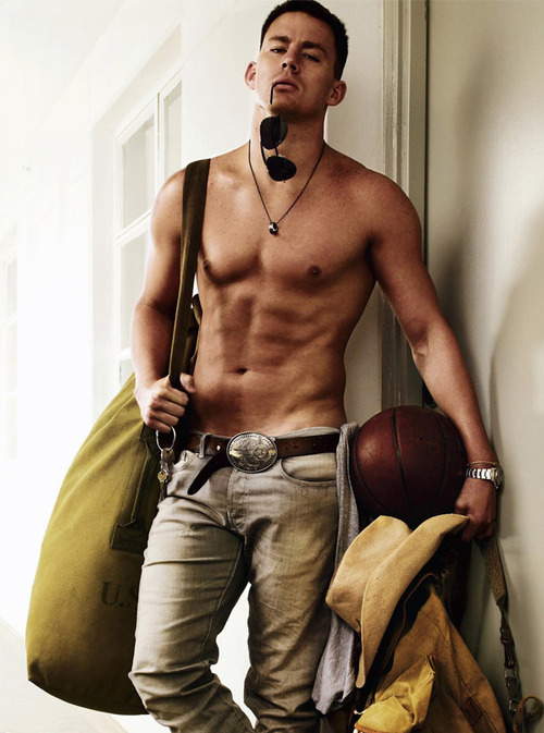 channing tatum right