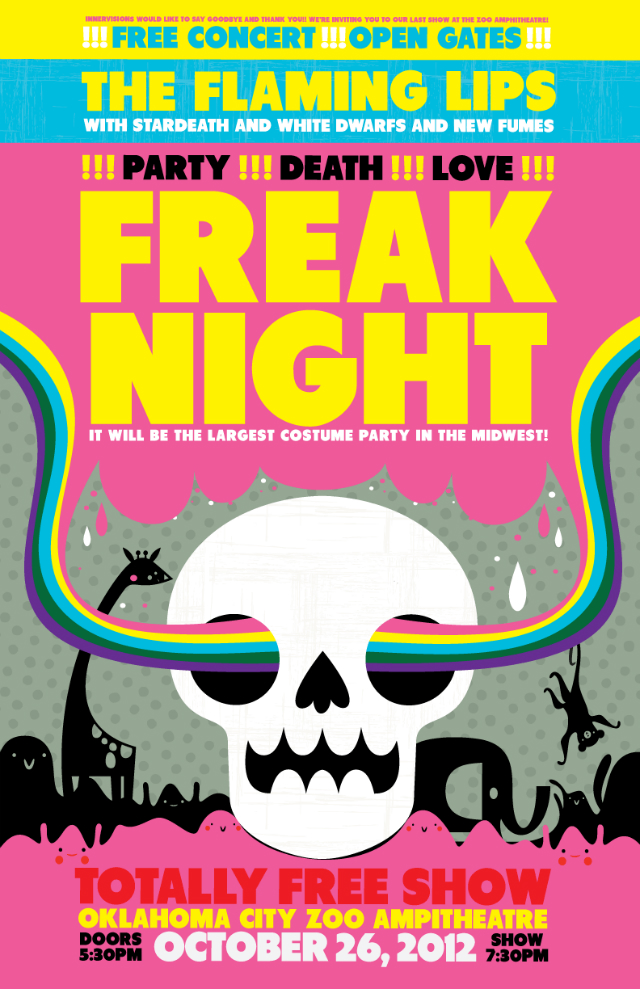 freak night