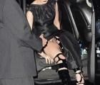 Anne Hathaway olvida su ropa interior en la premier de Les Miserables
