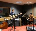 Presentación acústica de Mumford & Sons