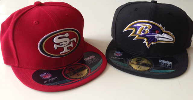 Gorras-Superbowl