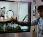 El CES presenta una pantalla 3D ¿transparente?