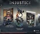 """""""Injustice: Gods Among Us"""" ya tiene fecha de salida con todo y edición especial"""