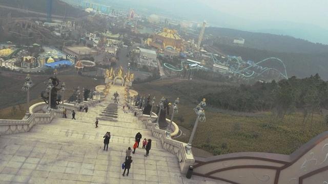 World of Warcraft parque China 02