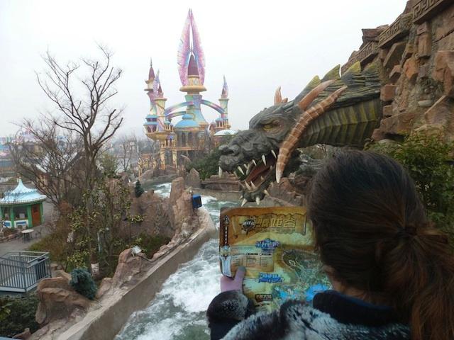 World of Warcraft parque China 09