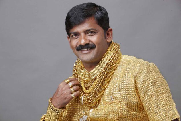 Indio rico